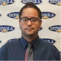Chad Duxbury at DePaula Chevrolet