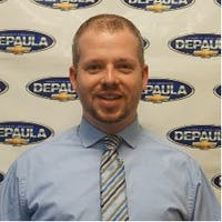 Mitch Davis at DePaula Chevrolet
