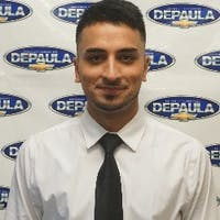 Younas Dawood at DePaula Chevrolet
