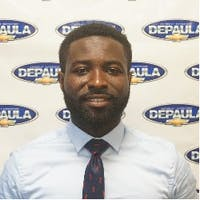 John Okyem at DePaula Chevrolet