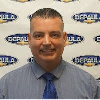 George DeJesus at DePaula Chevrolet