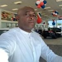Oladepo Williams at Hubert Vester Toyota