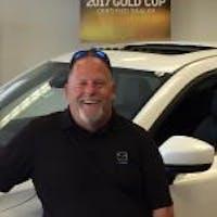 Scott Lovellette at Berkshire Mazda And Jim Salvie's Signature Series