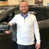 Josh Pavey at Berkshire Mazda And Jim Salvie's Signature Series