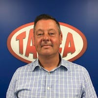 Kevin Barry at Tasca Ford Mazda