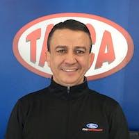 Tony Parente at Tasca Ford Mazda