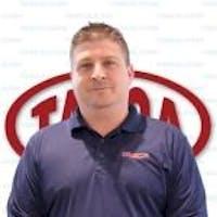 Paul Mendence Jr. at Tasca Ford - Service Center