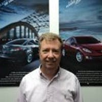Dave Brown at Colonial Mazda