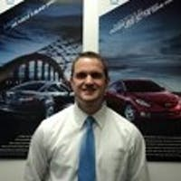 Patrick Larson at Colonial Mazda