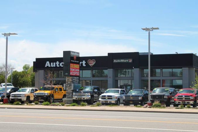 Auto Mart USA, Aurora, CO, 80012