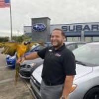 Wesley Flor at Don Mealey Sport Subaru