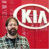 Robert Worman Jr. at Lehighton Kia