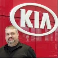 Scott Rutan at Lehighton Kia