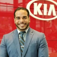 "Ramon ""Deal Maker"" Roedan at Lehighton Kia"