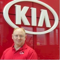 Rich Hudson at Lehighton Kia