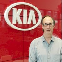Tim David at Lehighton Kia
