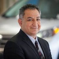 Masood  Zamani at DCH Honda of Oxnard