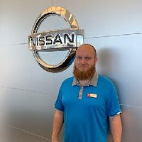 Tony Rose at Bob Moore Nissan