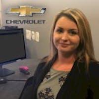 Lara Boudreaux at Bill Kay Chevrolet