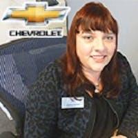 Joanna Klen at Bill Kay Chevrolet