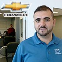 Jose s at Bill Kay Chevrolet