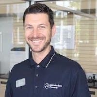 Dillon Hastie at Mercedes-Benz of Gainesville