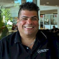 Carlos Otero at Mercedes-Benz of Gainesville