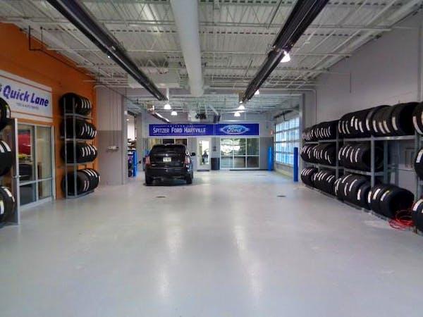 Spitzer Ford Hartville >> Spitzer Ford Hartville Ford Used Car Dealer Service