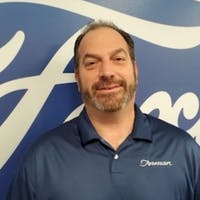 Angelo Panico at Ferman Ford