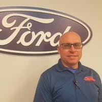 Eric  Hager at Ferman Ford