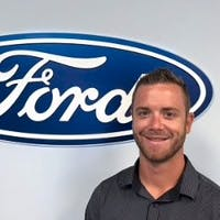 Christofer Berg at Ferman Ford