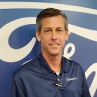 John  McVay at Ferman Ford