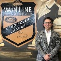 Bryan Durkan at Land Rover Jaguar Main Line