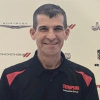 Rich Steelman at Thompson Chrysler Dodge Jeep Ram of Baltimore