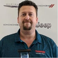 Ben Casey at Thompson Chrysler Dodge Jeep Ram of Baltimore