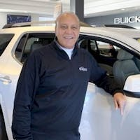 Bruce Casinelli at O'Reilly Buick GMC
