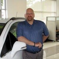 Hugh Gillespie at Hill Buick GMC