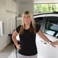 Rose Hope at Hill Buick GMC
