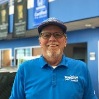 Rich Neese at Perfection Honda