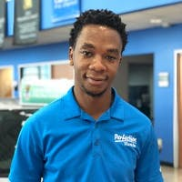 Shakeem Walters at Perfection Honda