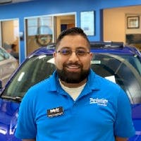 Juan Olague-Love at Perfection Honda
