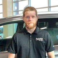 Daniel  Leahy at Perfection Honda