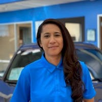 Angeline Montoya at Perfection Honda