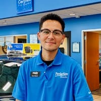 Eric Garcia at Perfection Honda