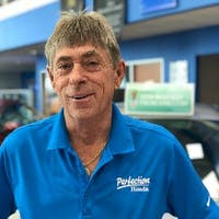 Ron Lentkowski at Perfection Honda