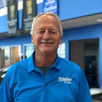 Darrell  Gerber at Perfection Honda