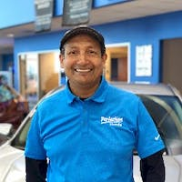 Ali Alimuzzaman at Perfection Honda