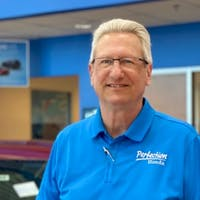 Bill Ambrose at Perfection Honda