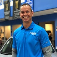 Dan Chavez at Perfection Honda