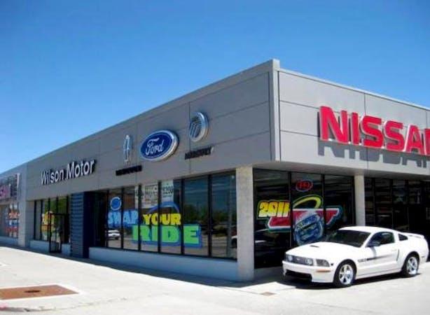 Wilson Motor Company, Logan, UT, 84321